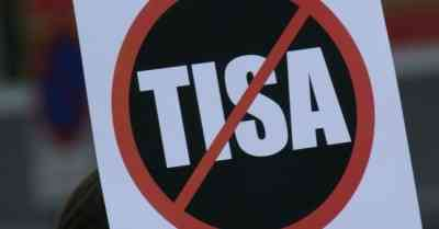 TPP & TTIP are bad enough, but TISA is catastrophic