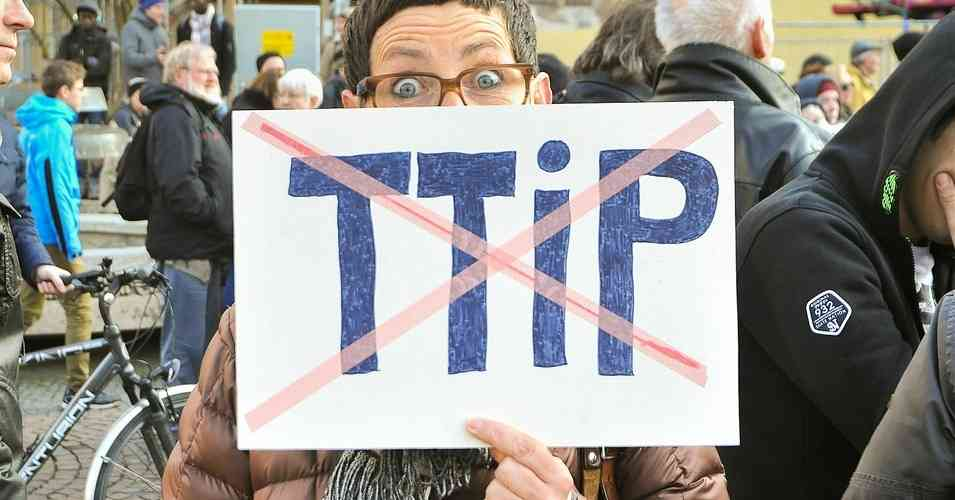 As Support Plummets, Is EU Moving Closer to Becoming 'TTIP Free Zone'?