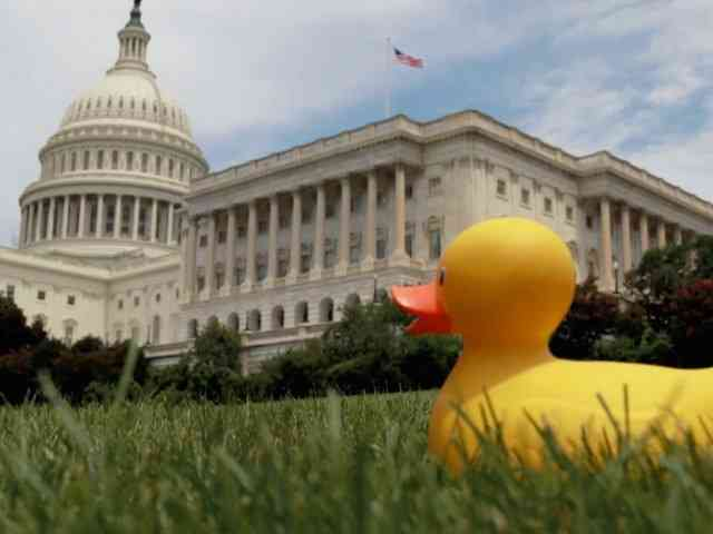 Movement to stop TPP by canceling Lame Duck