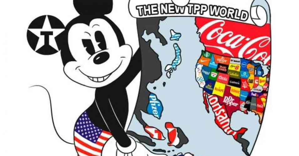 Washington Post Opens the Door for Name-Calling to Push the TPP