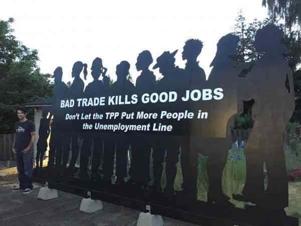 Beaverton: Bad Trade Kills Good Jobs
