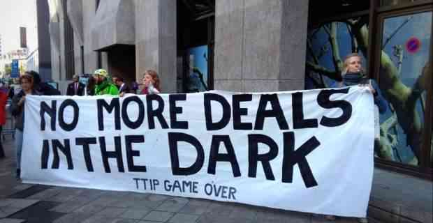 TTIP Game Over Actions Stop Negotiations