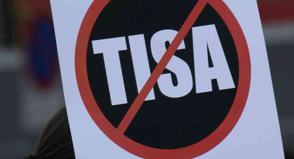 Commission rejects MEPs' request for full ban on ratchet and standstill clauses in TiSA
