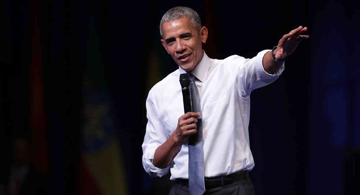 Obama puts Congress on notice: TPP is coming