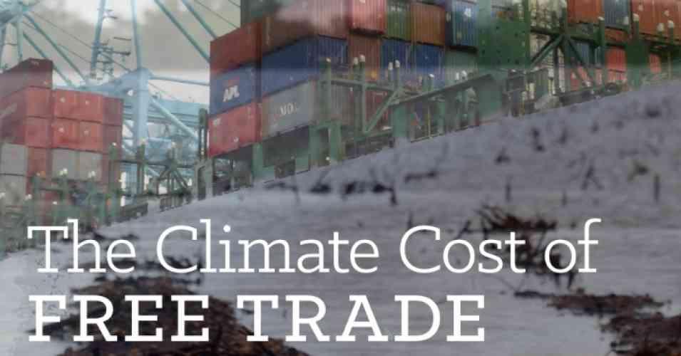 The TPP's Climate Blindspot