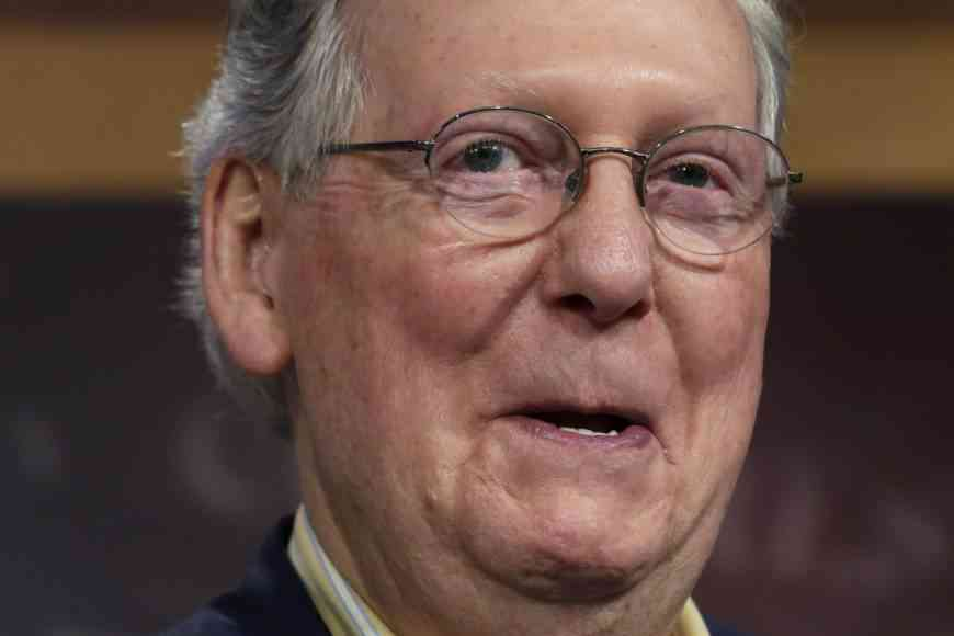 McConnell rules out TPP vote before Trump takes office  ** (Don't Get Comfy Activists!)