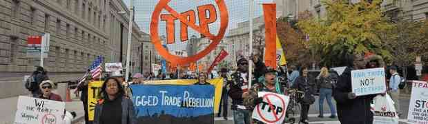 Trump's Executive Order Formally Ends the TPP