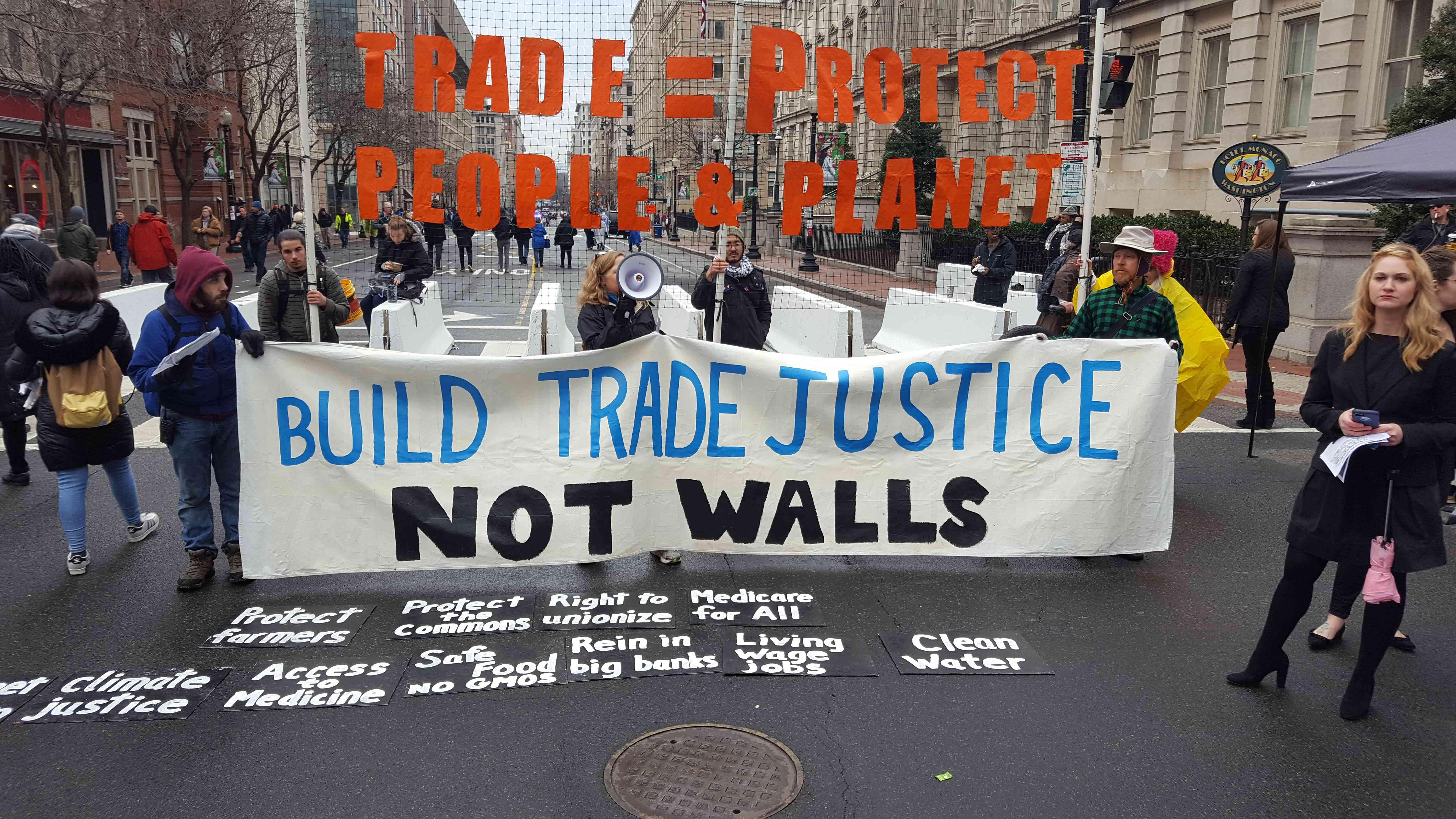 President Trump's Statement On Trade