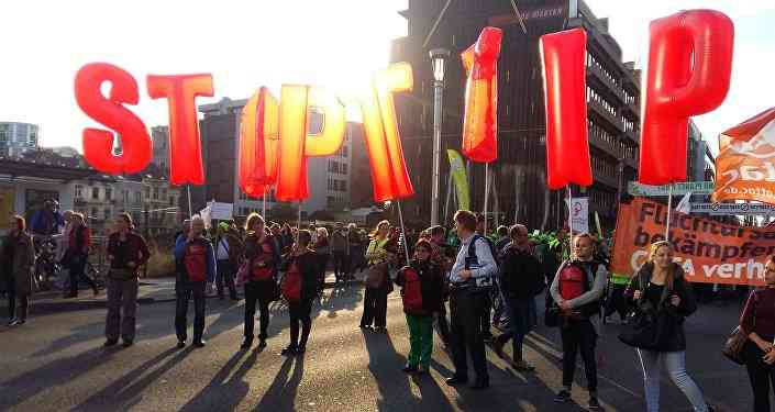 End of the TTIP? TiSA Still a Threat.