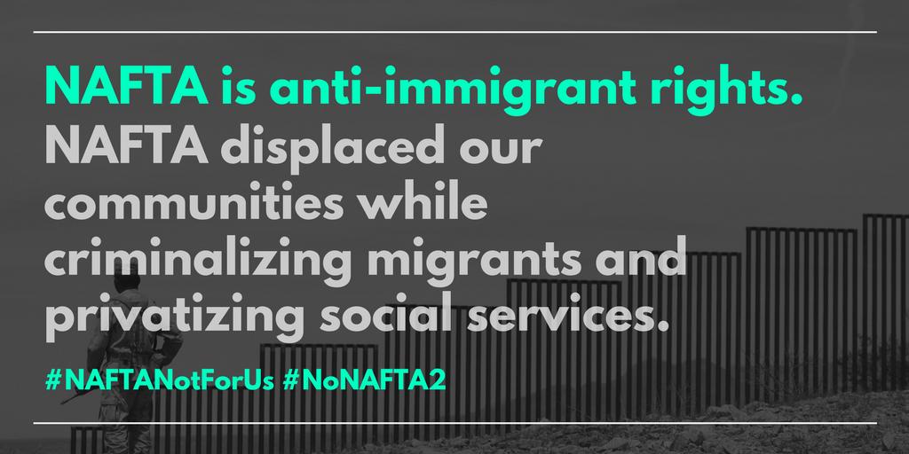 NAFTA TS Immigration