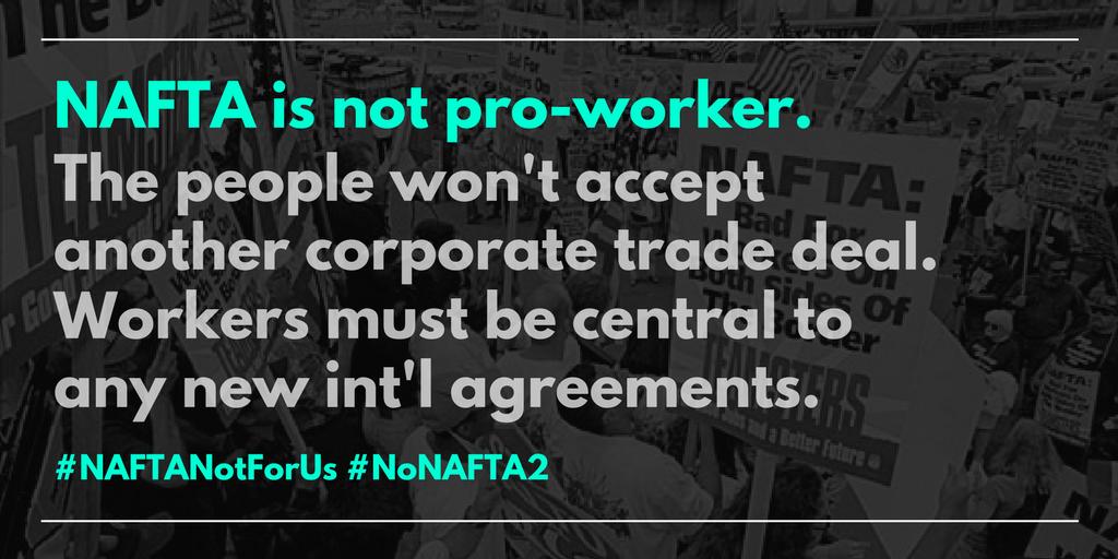 NAFTA TS Worker